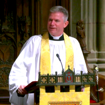 The Rev. Michael A. Bird Preaching