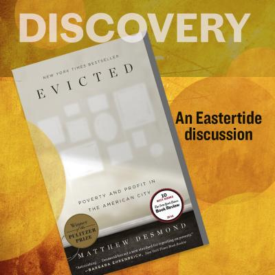 Cover of book titled Evicted